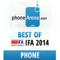 Best smartphone of IFA 2014: PhoneArena Awards
