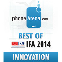 Best innovation of IFA 2014: PhoneArena Awards