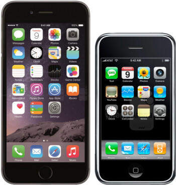 The iPhone evolution: here's how Apple's iconic smartphone improved over the past 7 years
