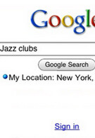 Google now offers location-based search for the iPhone 3.0