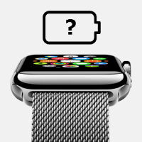 Tim Cook spent 30+ minutes on the Apple Watch without mentioning battery life