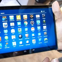 Here is an up close look at some of the neat features of Intel's RealSense on the Dell Venue 8 7000 Series