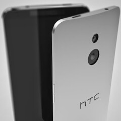 New 7mm-thin HTC One (M9) concept proposes a Quad HD sapphire display, 12 MP Duo camera