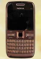 Nokia E72 hits the FCC North American style