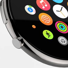 This round Apple Watch concept may suit the UI better than the real device