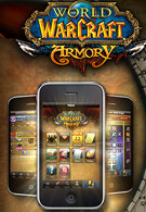World of Warcraft Armory for iPhone has arrived