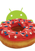 Donut for Android scheduled to come out by the end of the summer?
