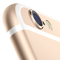 iPhone 6 is the second phone to feature phase-detection autofocus, after the Galaxy S5