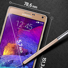 Samsung makes a detailed Note 4 infographic, bungles its dimensions with the Note Edge