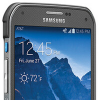 Samsung Galaxy S5 Active ready to take on the Canadian winter