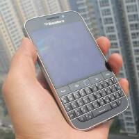 Keyboard shortcuts could return with the BlackBerry Classic