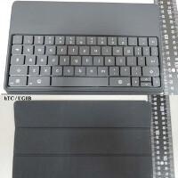 Nexus 9 keyboard case leaks out