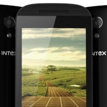At $44, the Intex Aqua T2 seems to be the world's cheapest Android KitKat smartphone