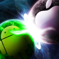 Apple fans respond to jab from Android fans in infographic battle