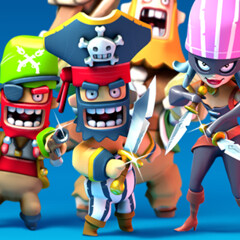 Rovio launches a Clash of Clans rival: Plunder Pirates, out now on iOS