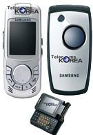 Samsung - new phones at Communicasia