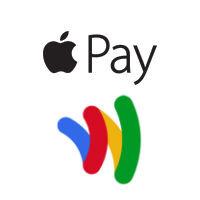 کیف پول گوگل و پرداخت اپل.لوگو