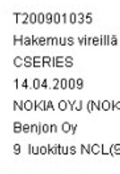 Nokia playing alphabet soup, adding C to E and N series?