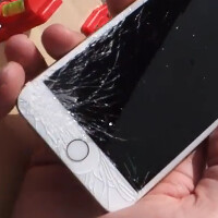 The bigger they are, the harder the new iPhones fall in drop test