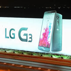 Huge LG G3 billboard ad sets Guinness World Record for being the largest outdoor advertising structure ever