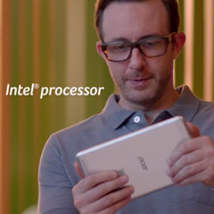 Acer explains why your body wants its Iconia Tab 8