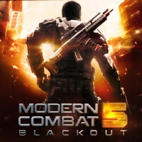 Modern Combat 5 gets bigger explosions and fancier effects on iOS 8 powered by the Metal API