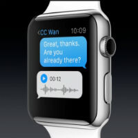 Apple Watch specs rumor claims parity with current Android Wear devices