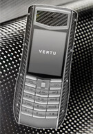 New Vertu Ascent Ti collection – Carbon Fibre