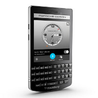 Official BlackBerry video takes us for a test drive with the Porsche Design P'9983