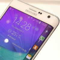 Samsung: the Galaxy Note Edge is a