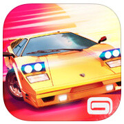 Asphalt Overdrive is out: pure arcade racing in southern Cali, available for free on iOS, Android, and Windows Phone