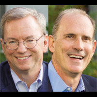 Google's Eric Schmidt and Jonathan Rosenberg talk about the company's culture, Apple, Amazon, Samsung, and Alibaba