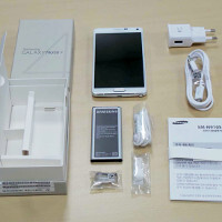 Samsung posts first Galaxy Note 4 unboxing video