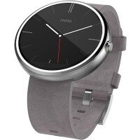 Moto 360 Gray Leather seemingly replaced by Stone Leather, price stays the same