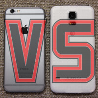Apple iPhone 6 vs Samsung Galaxy S5: vote for the better smartphone!