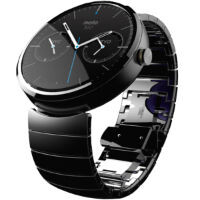Check out the first ad for the Motorola Moto 360