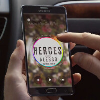 Samsung releases four minute promo video for the Samsung Galaxy Note 4