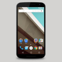 Nexus X render claims to show off the device and the new Google Apps folders