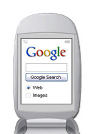 Google adds mobile search service