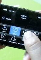 BlackBerry Storm 2 makes a video