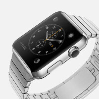 The Apple Watch's screen-to-body ratio may be slightly smaller than previously advertised
