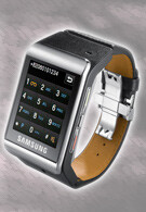 UPDATED: The Samsung S9110 is a watchphone