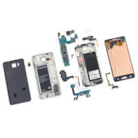 iFixit tears down the Galaxy Alpha – lots of glue and hard repairs inside