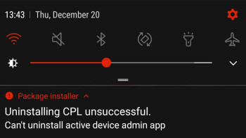 Can't uninstall an Android app? This could be your problem