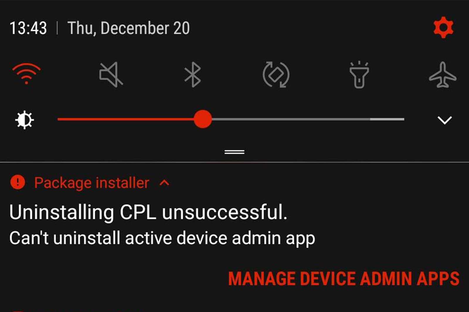 T uninstall an android app this could be your problem cant uninstall an android app this could be your problem ccuart Gallery