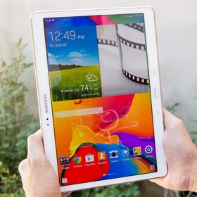 Speedier Samsung Galaxy Tab S (with Exynos 5433 processor and LTE-A) to be launched soon?