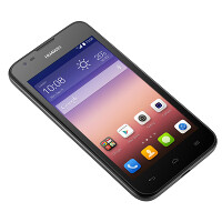 Huawei launches its entry-level 64-bit Ascend Y550 in the UK