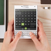 BlackBerry once again is sold out of the BlackBerry Passport