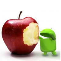 Android takes market share from iOS in the U.S. over the last year