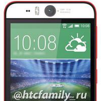 Photos of HTC Desire EYE leak, confirm 13MP selfie camera